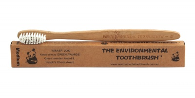 The Environmental Toothbrush - Medium